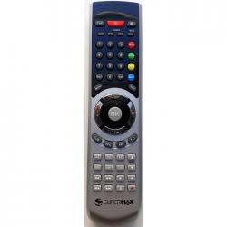 OEM - Supermax Orijinal HD Kumanda UK192