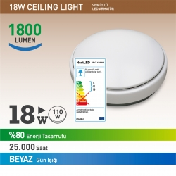NextLED - YE-CLY-18WB