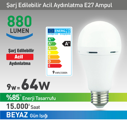 NextLED - YE-E27EM-9WB