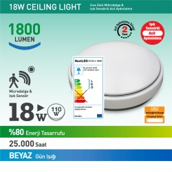 NextLED - YE-ECLY-18WB
